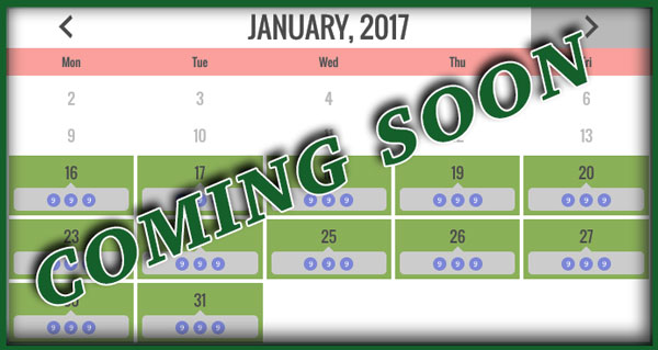 Online Closing Calendar - Coming Soon from Red River Title Company