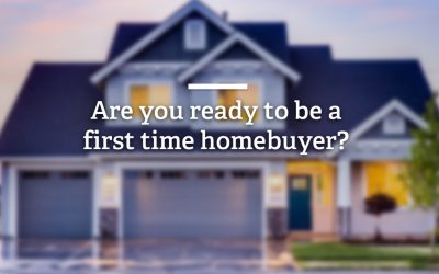 Five Steps to buying your First Home